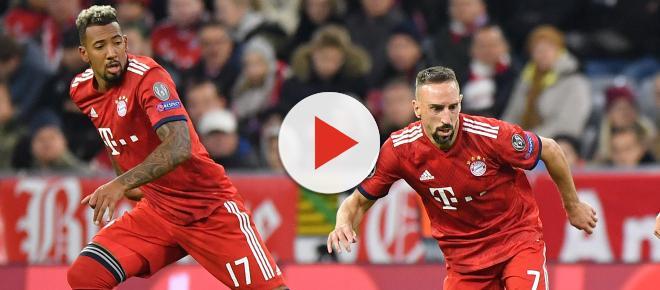 FC Bayern: Gegen Liverpool fehlen Boateng und Müller - Ribery reist nach