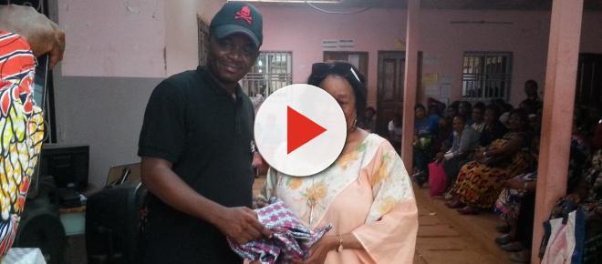 Cameroun : Yoki Onana à travers la journée internationale de la femme offre 2000 pagnes