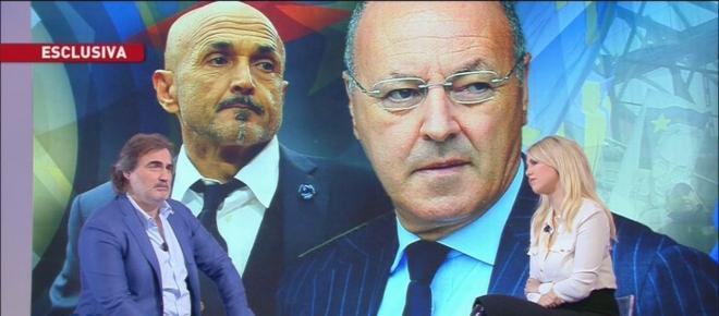 Wanda, Icardi tiene molto alla fascia, Marotta: 'Vogliamo salvaguardare Mauro'