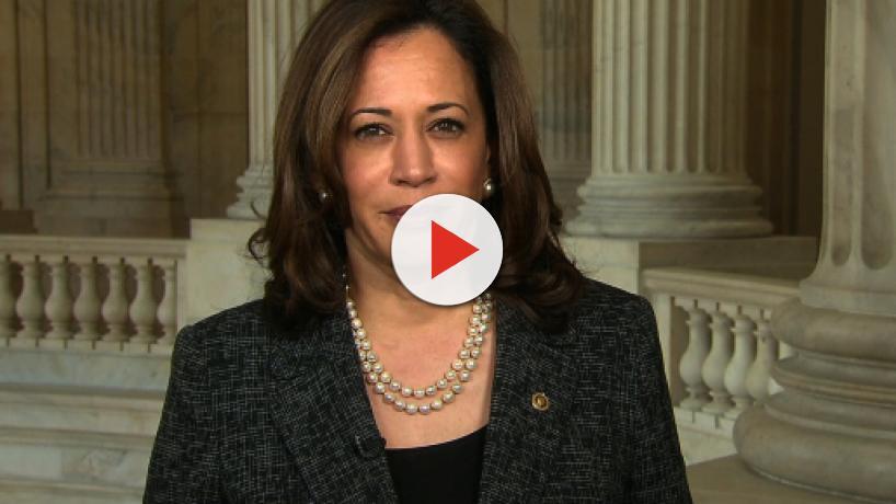 Establishment Democrats are trying to shove Kamala Harris down your throat