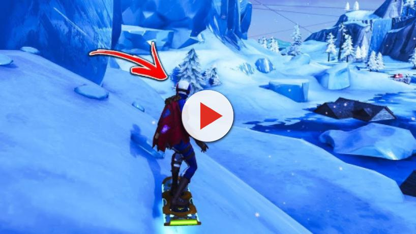 Driftboard is finally coming to Fortnite Battle Royale