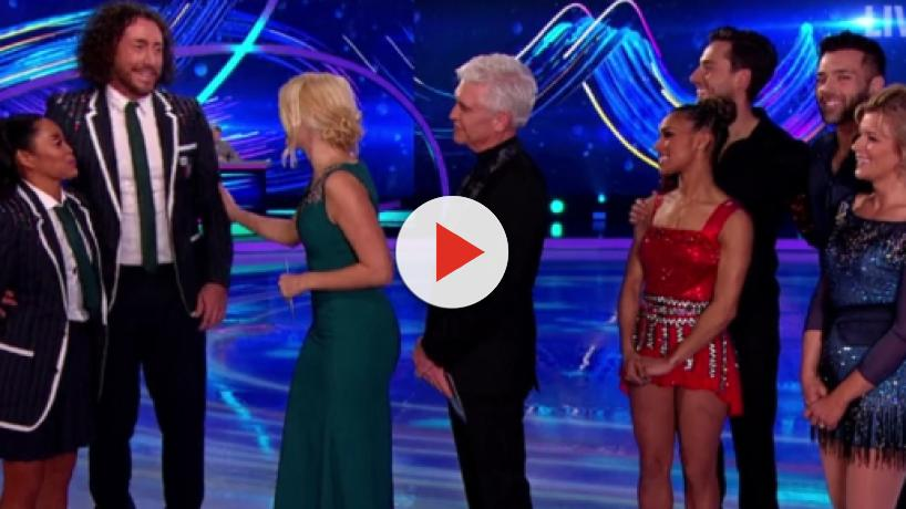Dancing On Ice 2019: Celebrities take on synchronised Judges Challenge