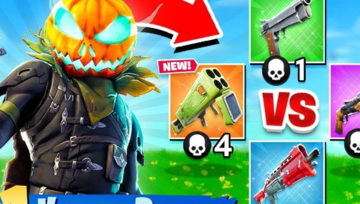 Epic Games to release Gun Game mode to Fortnite
