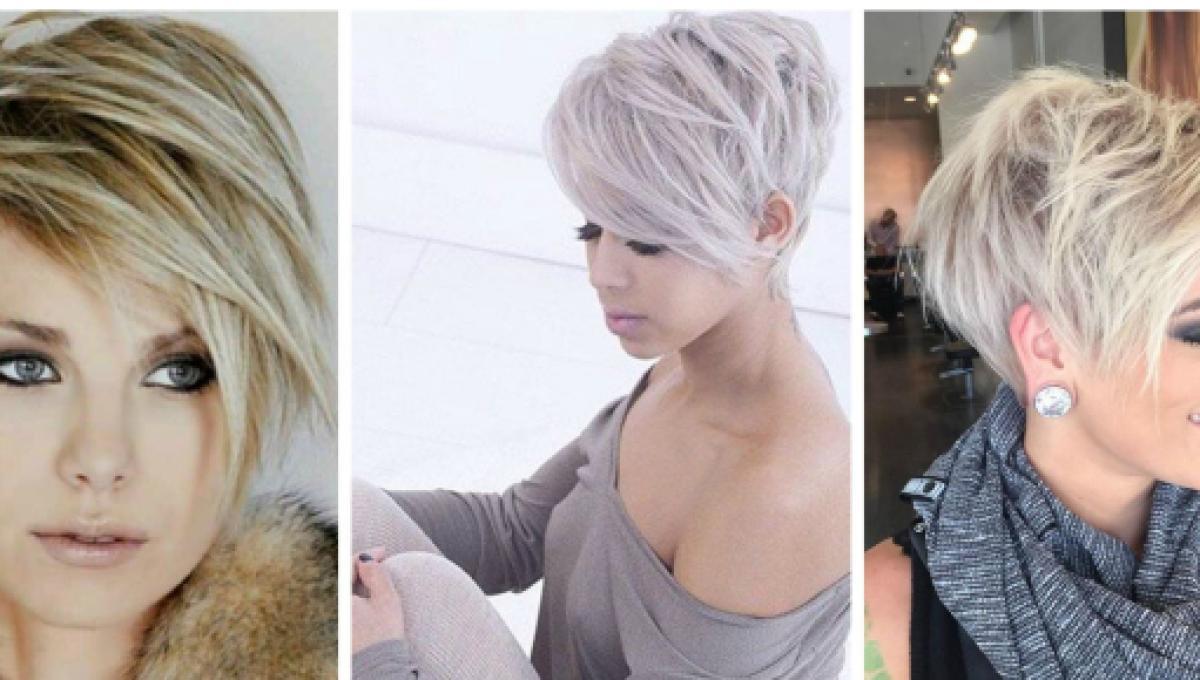 Foto tagli capelli corti primavera 2019