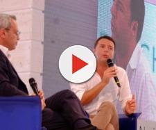 Enrico Mentana nei panni dell'avvocato difensore dei genitori di Matteo Renzi