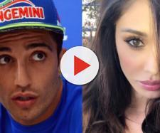 Gossip: Andrea Iannone dimentica Belen con un'altra Rodriguez, la modella Carmen.