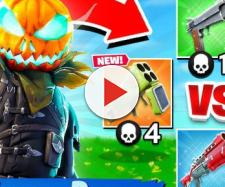 Gun Game mode is coming to Fortnite Battle Royale. Credit: SSundee / YouTube