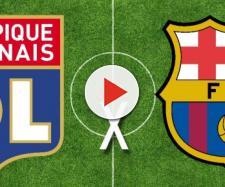 Lyon x Barcelona ao vivo (Reprodução YouTube Desregulado)