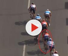 Sonny Colbrelli vince la quarta tappa del Tour of Oman