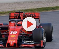 Test F1 Barcellona, day-2: Leclerc davanti a tutti