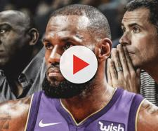 The Lakers are keeping an eye on their superstar's health as it impacts his game moving forward. [Image via ClutchPoints/YouTube]