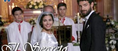 Replica Il Segreto, 19 febbraio: la puntata in streaming su Mediaset Play