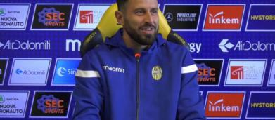 Serie B: Hellas Verona-Salernitana in diretta tv su Rai Sport venerdì 22 febbraio