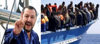 Ong, un'altra nave potrebbe caricare migranti, Salvini: 'Non si avvicini all'Italia'
