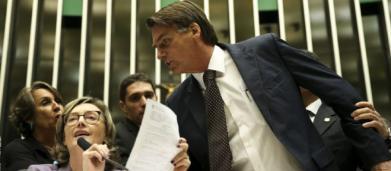 Ministro do STF nega recurso, e Bolsonaro terá de pagar R$ 10 mil a Maria do Rosário