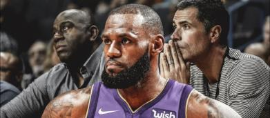 Lakers reportedly 'privately concerned' over LeBron's health