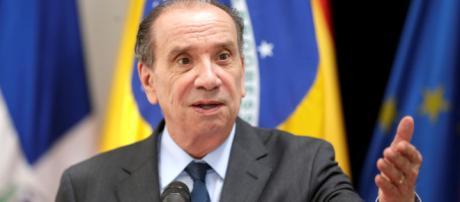 Aloysio Nunes é alvo de investigação da nova fase da Operação Lava-Jato. (Foto: Reprodução)