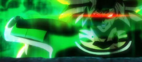 Ilustración de Dragon Ball Super: Broly