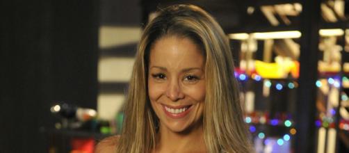 Daniele Winits estreou na TV em 1993. Fonte: Divulgação G1- Malhação