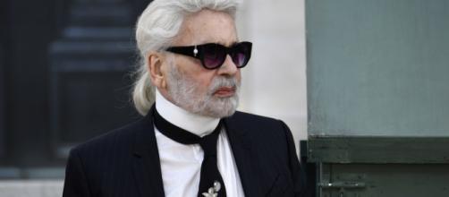 Karl Lagerfeld s'est éteint, aujourd'hui