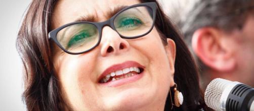 Laura Boldrini, ex Presidente della Camera.