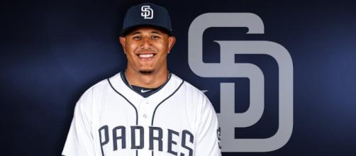 Manny Machado has finally signed with the San Diego Padres. [Image Credit: MLB - YouTube]