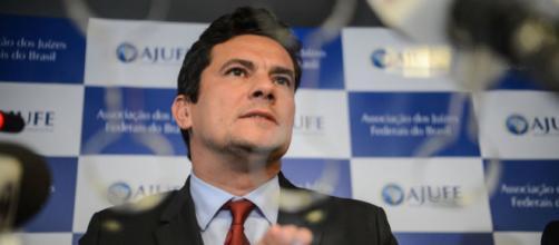 Moro comenta sobre pacote anticrime - (Foto: Fabio Rodrigues Pozzebom: Agência Brasil)