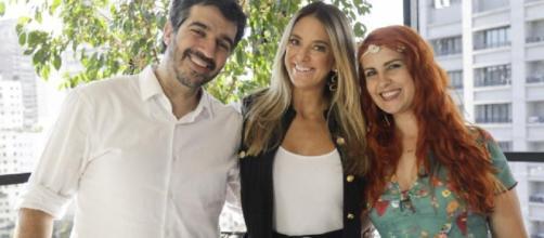 Nana Indigo se sentiu usada durante as gravações. (Foto: Divulgação/ Record TV)