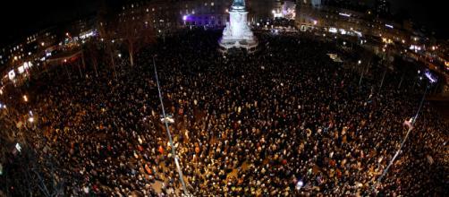Rassemblement contre l'antisémitisme : moment d'unité politique à ... - lejdd.fr