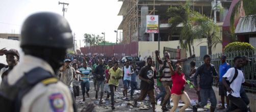 Rivolte e repressione ad Haiti