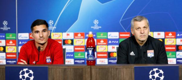 Genesio avant OL-Barça : Tous excités à l'idée de jouer ce match - lefigaro.fr