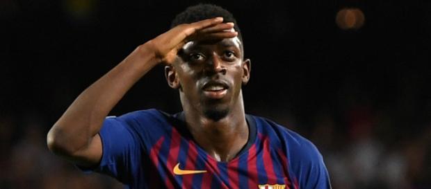 La carte de Messi : pourquoi Dembélé est la clé pour le succès du ... - goal.com