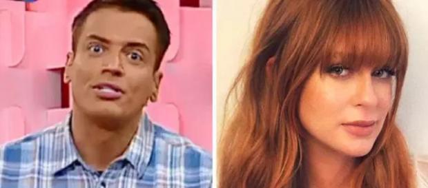 Leo Dias e Marina Ruy Barbosa rivalizam sobre polêmica de separação de Loreto (Reprodução Instagram oficial Leo Dias e Marina Ruy Barbosa)