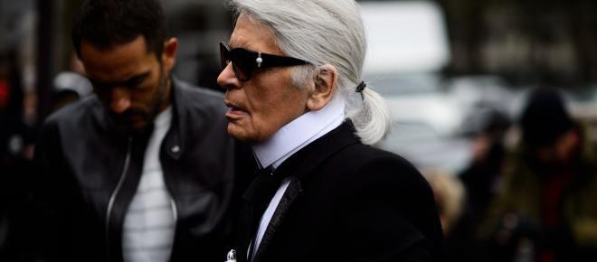 E' morto a 85 anni il noto stilista Karl Lagerfeld, era direttore creativo di Chanel
