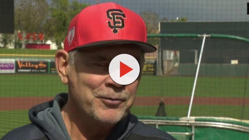 SF Giants manager Bruce Bochy announces retirement after 2019 season