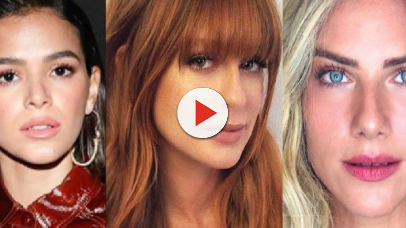 6 famosas que deram 'unfollow' em Marina Ruy Barbosa após polêmica sobre Loreto