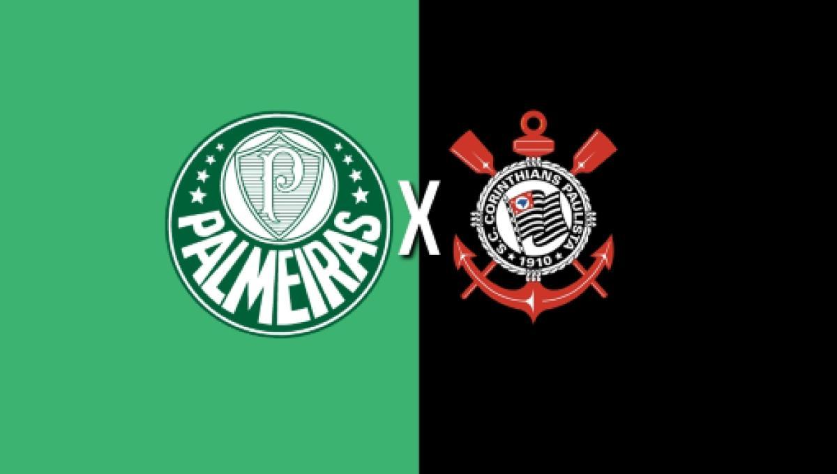 Resultado de imagem para Palmeiras x corinthians mão