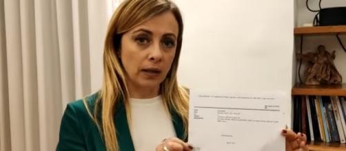 Giorgia Meloni pronta a governare con la Lega