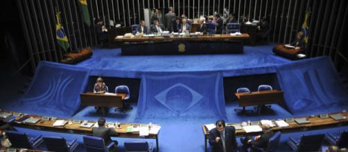 Intervenção de Toffoli no Senado preocupa assessores de Bolsonaro - (Foto: Agência Brasil)