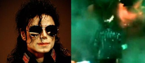 Michael Jackson (Reprodução TVZ)