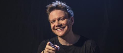Michel Teló está entre os principais intérpretes de música sertaneja. Imagem: Gustavo Luizon/VEJA.com