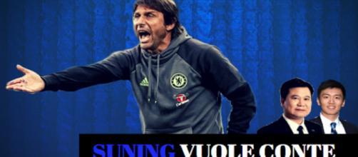 Suning vuole Conte sulla panchina dell'Inter