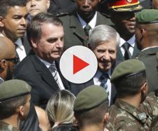 Ala militar pressiona Bolsonaro - (Foto: Fernando Frazão/Agência Brasil)