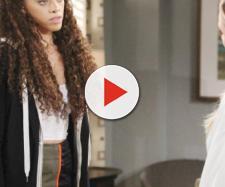 Anticipazioni Beautiful: Zoe decide di proteggere il padre Reese