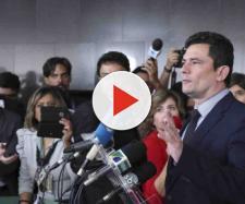 Moro apresenta pacote anticrime e minimiza crise no governo - (Foto: Antonio Cruz/ Agência Brasil)