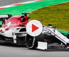 Terzo giorno di test a Barcellona, tante buone indicazioni per Kimi Raikkonen e per l'Alfa Romeo