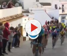 Vuelta Andalucia, Astana al comando sul muro finale
