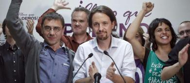 La Guardia Civil corta un enganche ilegal en la sede de Podemos en Iznalloz