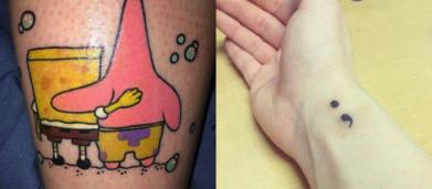 5 tatuagens criativas com uma simbologia interessante