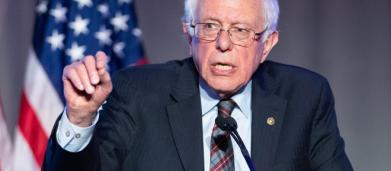 Sanders lancia il guanto di sfida a Trump per le prossime elezioni presidenziali Usa